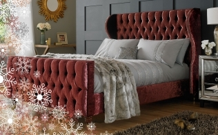 There's still time to get your bespoke bed in time for Christmas