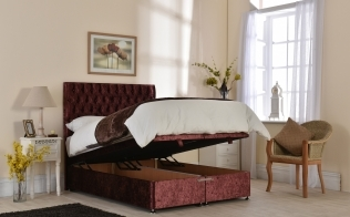 Need a little extra space? Our storage beds are the perfect solution